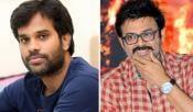 Jathi Ratnalu Movie Director Anudeep With Venkatesh